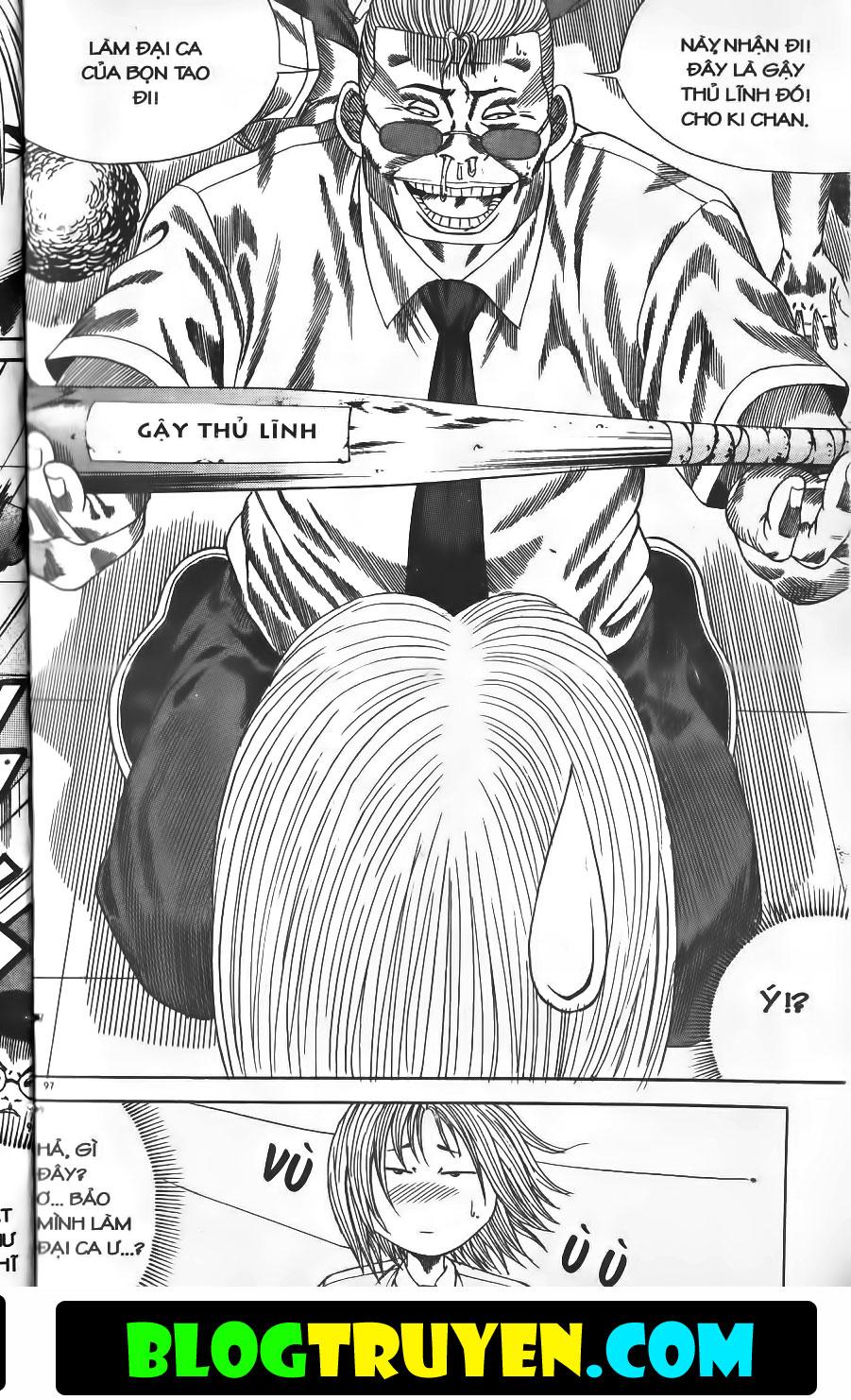 Bitagi - Anh chàng ngổ ngáo chap 145 trang 12