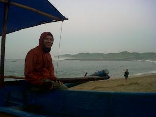 Eksotisme Pantai Tambakrejo Kabupaten Blitar