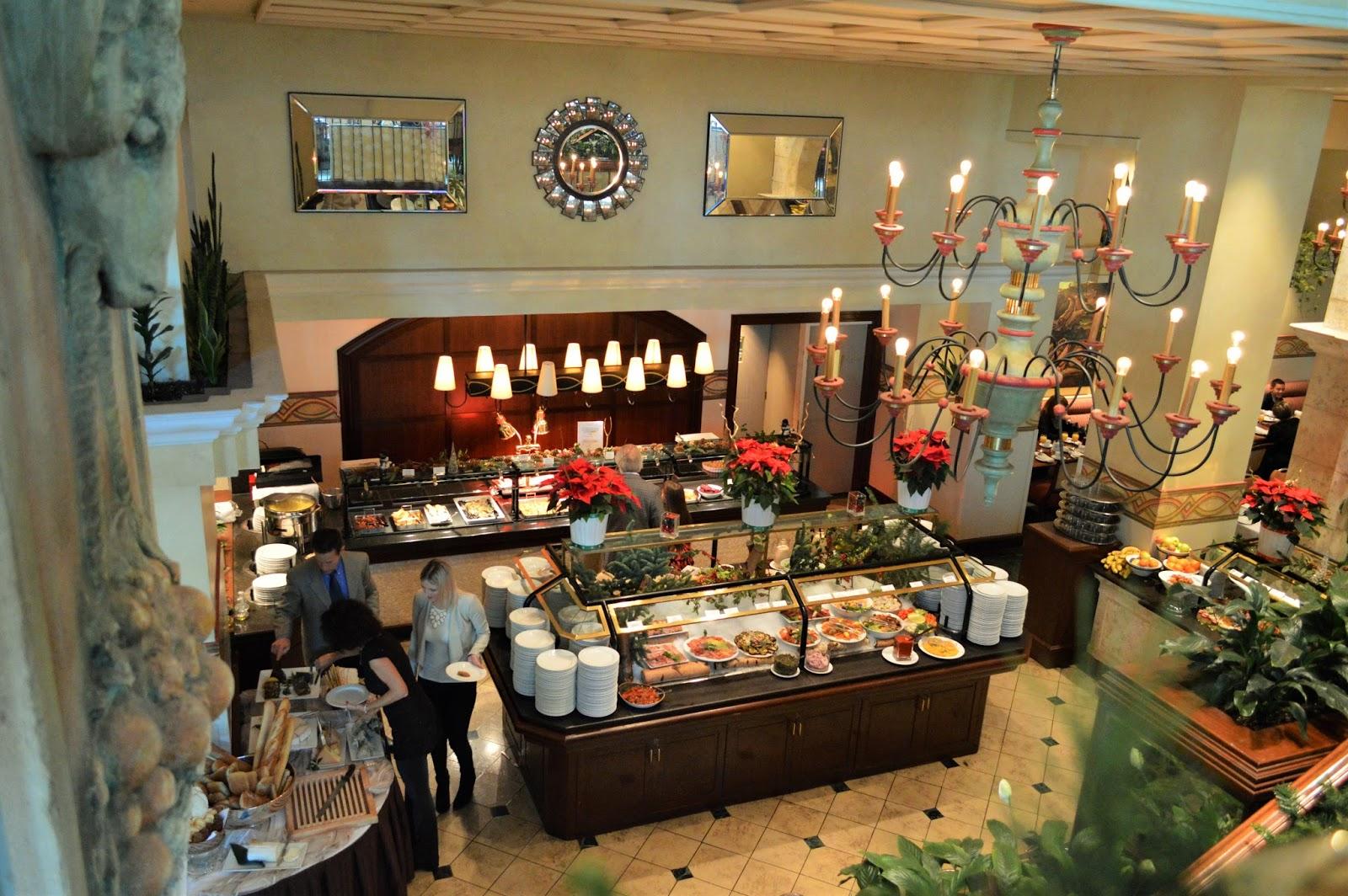Reine Elizabeth Hotel Restaurant