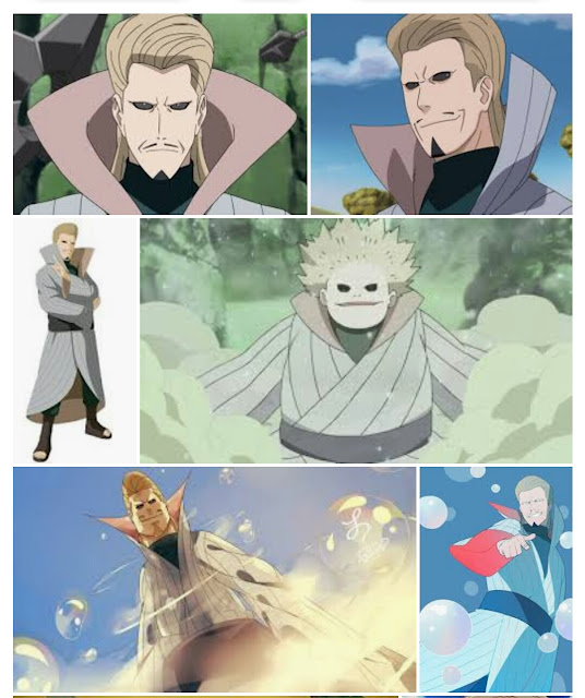 16 Fakta Menarik Tentang Gengetsu Hozuki Karakter Dari Anime Naruto