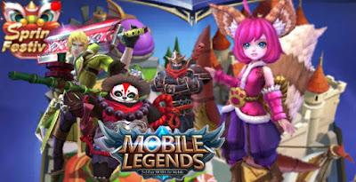 Cara Hero Menjadi Besar Di Mode Survival Mobile Legends Cara Hero Menjadi Besar Di Mode Survival Mobile Legends