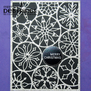 Merry Christmas 1 sq - photo by Deborah Frings - Deborah's Gems