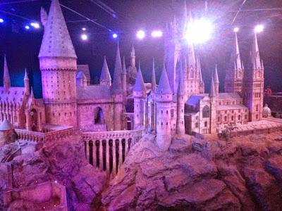 Harry Potter Studios London tour