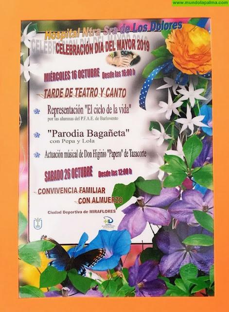 El Hospital de Nuestra Señora de Dolores celebra la Semana de las Personas Mayores