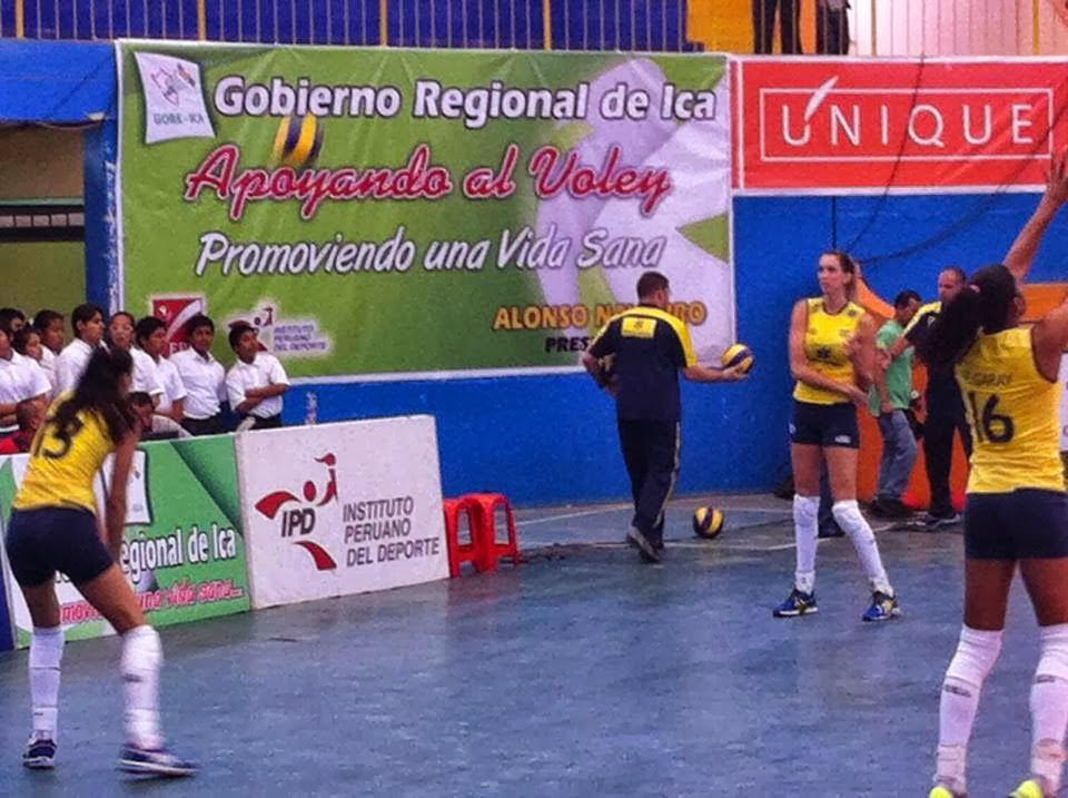 Voleibol chile vs argentina 2