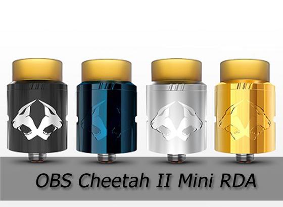 Review OBS Cheetah Mini II