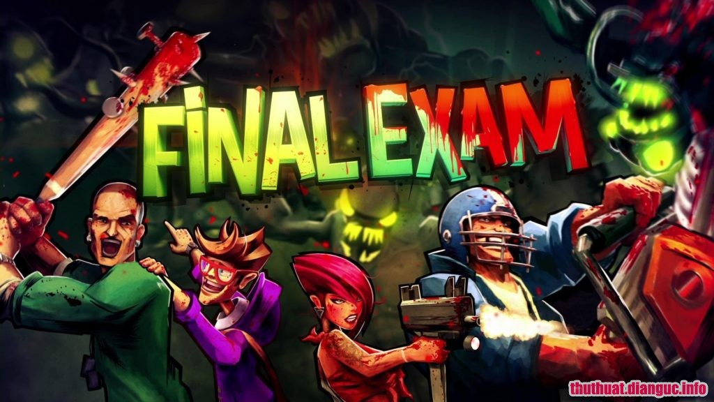 Download Game Final Exam Full Cr@ck