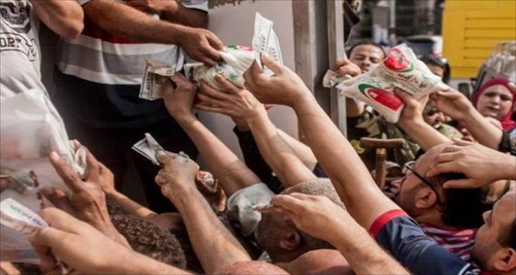 الحكومة المصرية تنهب مصانع السكر ومخازنه وترفع سعره بنسبة 20 بالمئة