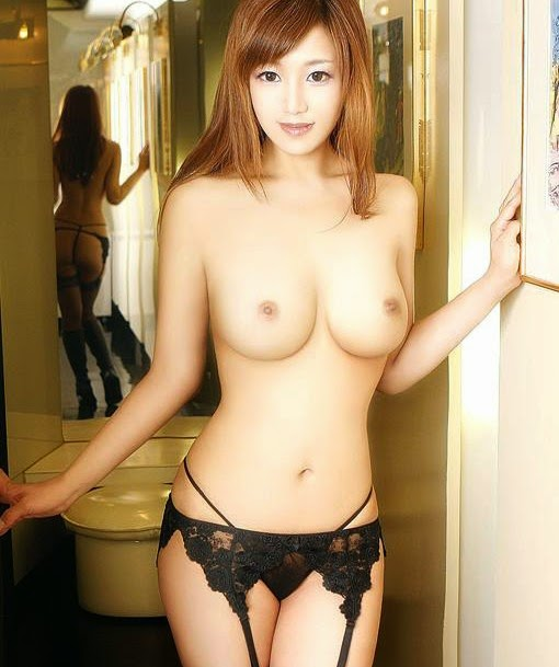 Korean sexy woman naked well