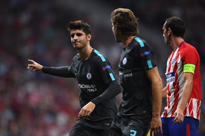 Chelsea christens Wanda Metropolitano as Simeone's record comes to end