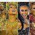 Carnaval, Río de Janeiro estremece a un gentío en frenesí