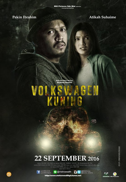 Filem Volkswagen Kuning & Sinopsis Volkswagen Kuning