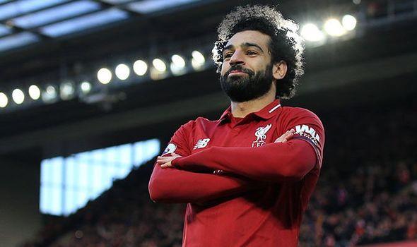 Mohamed Salah Tidak Akan Berlabuh ke Juventus