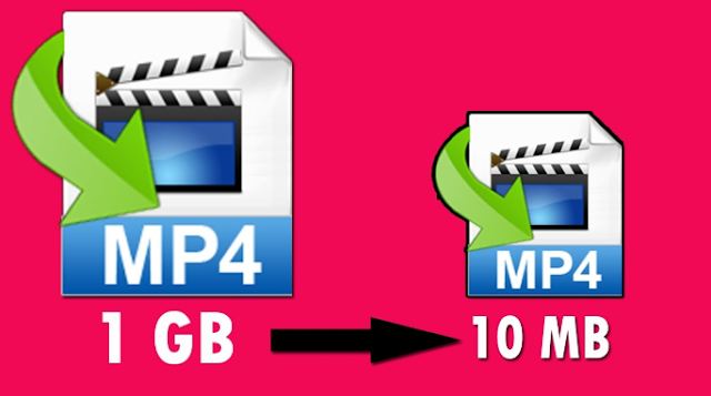 Cara Memperkecilkan Ukuran Video Besar ke Kecil
