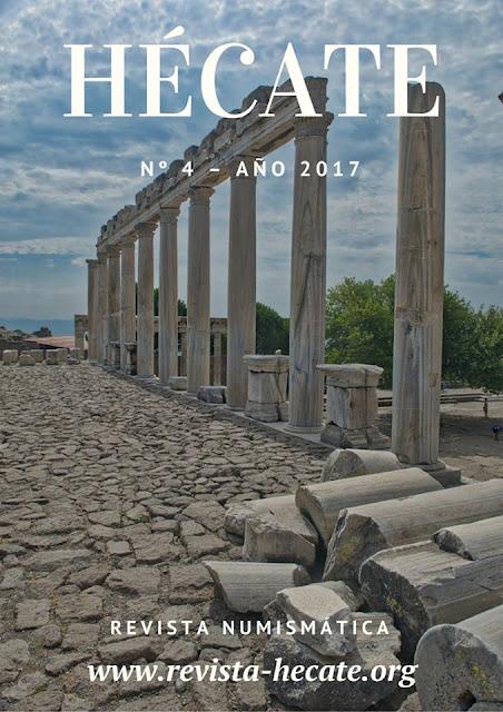 Revista Numismática Hécate. nº4 - 2017.