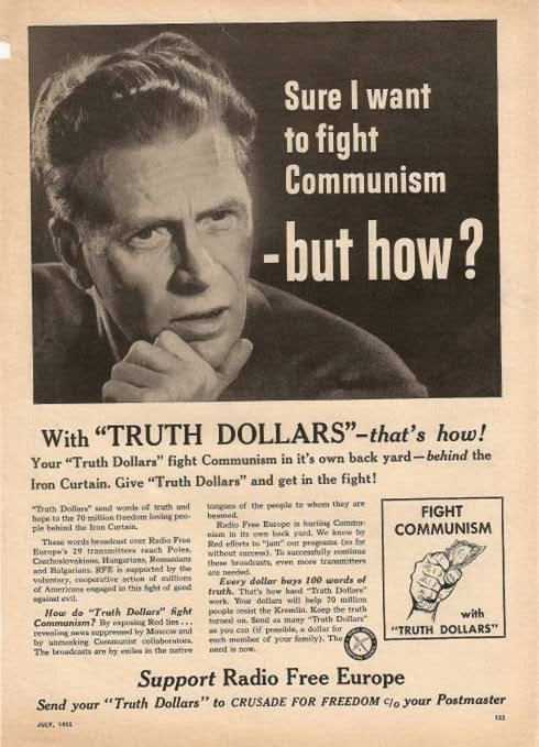 The Red Menace: Anti-Communist Propaganda of the Cold War ...