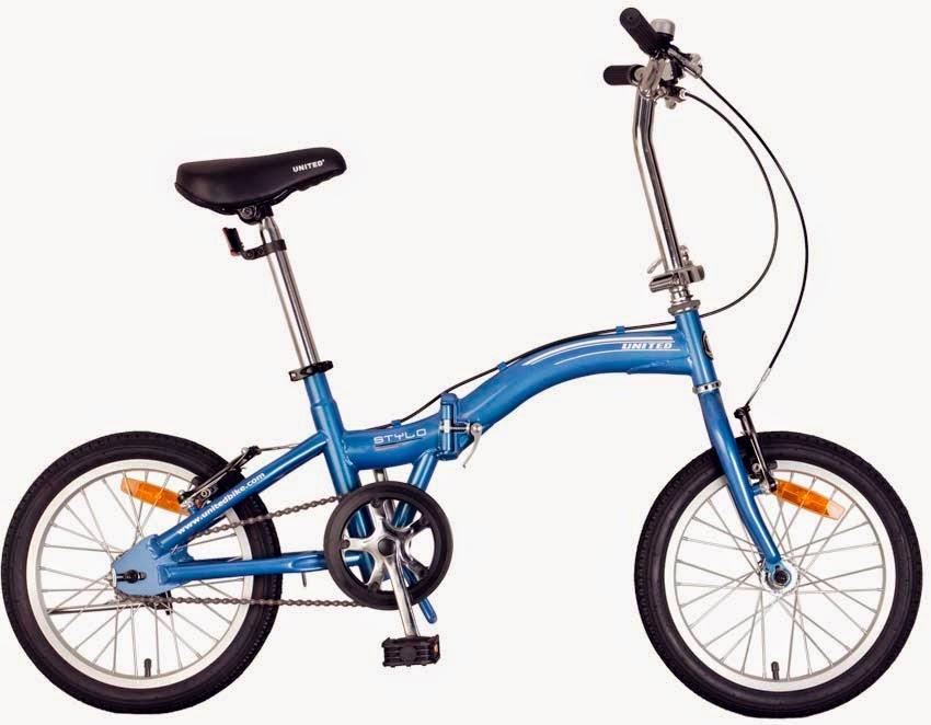 Daftar Harga Sepeda Lipat Polygon Bekas Murah Terbaru