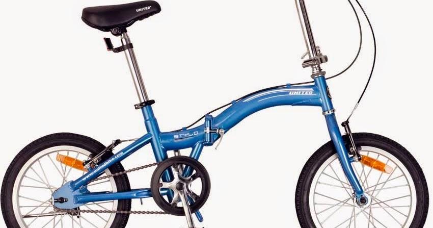Harga Sepeda Lipat Anak Murah