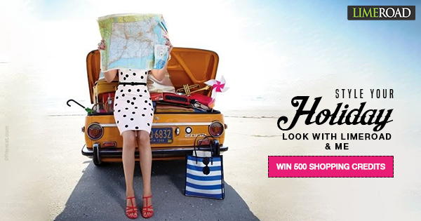 #StyleYourHoliday Contest By Limeroad.com image