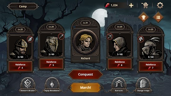 King's Blood: The Defense Apk+Data Free on Android Game Download