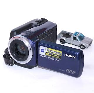 Handycam Sony DCR-SR47E Bekas Di Malang
