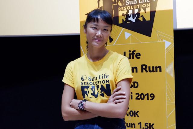 sun life resolution run indonesia resolusi sehat awali tahun barumu