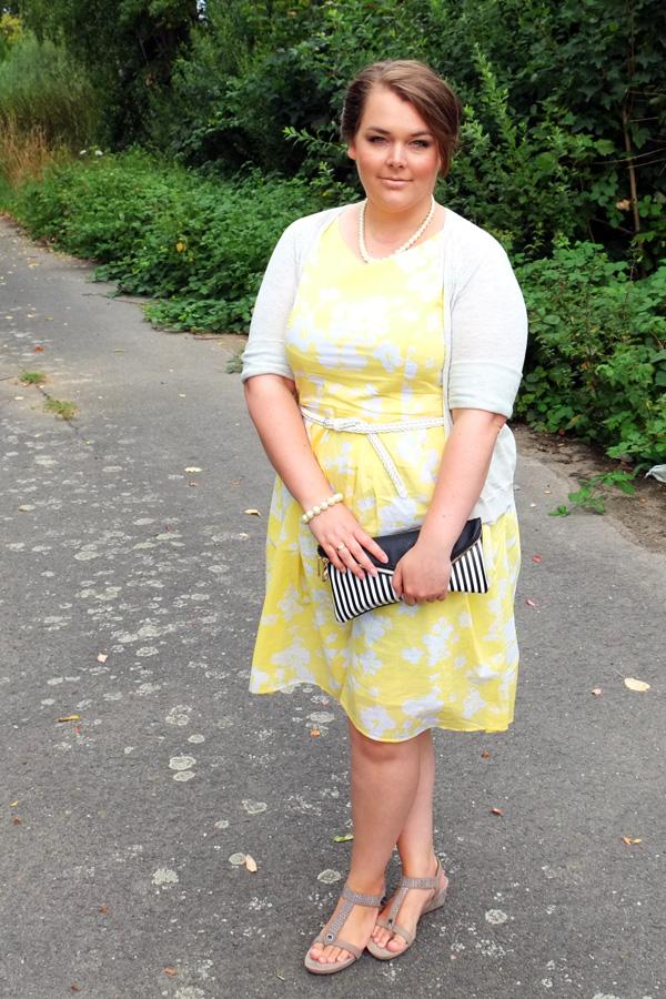 be real be plus  Plus Size Fashion Blog  deutsch und english Miss Daisy Sunshine  Plus