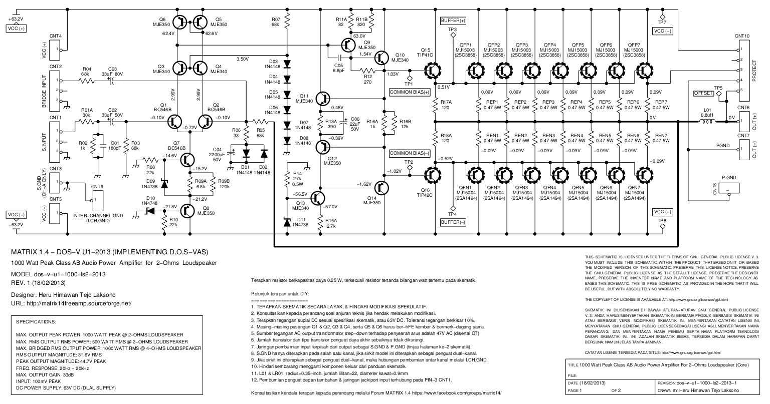 Power Amplifer Apex