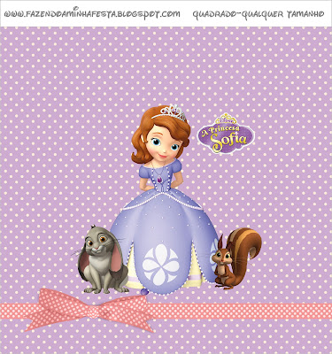 Princess Sofia The First Free Printable Labels Oh My Fiesta