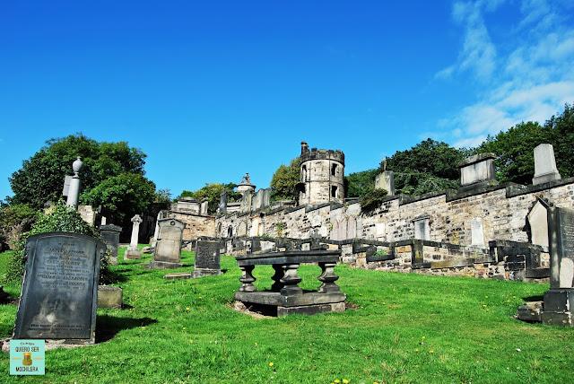 Cementerio Old Calton, Edimburgo