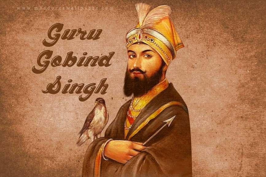 Hd Wallpapers Guru Gobind Singh Ji Sri Guru Gobind Singh Ji Hd