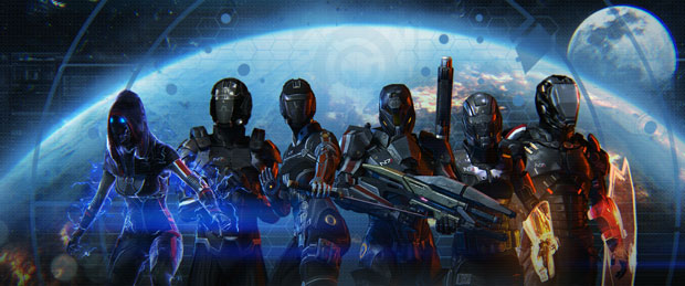Mass Effect 3 Multiplayer Guide