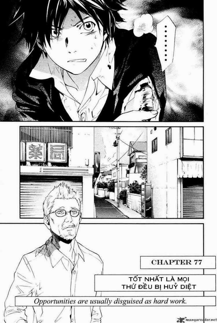Alive - The Final Evolution chap 77 - Trang 10