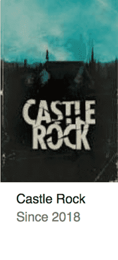 Best TV Shows Castle Rock