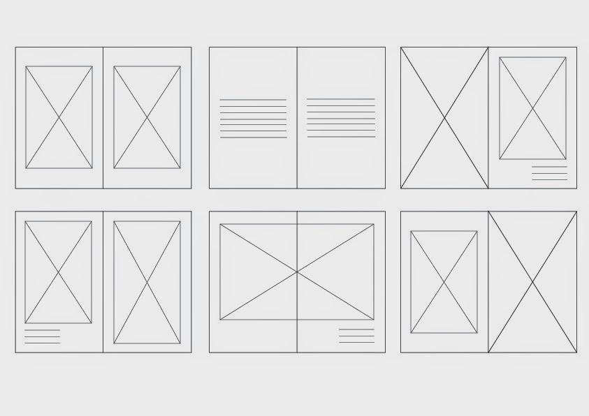 DESIGN CONTEXT.: COFFEE TABLE BOOK LAYOUTS