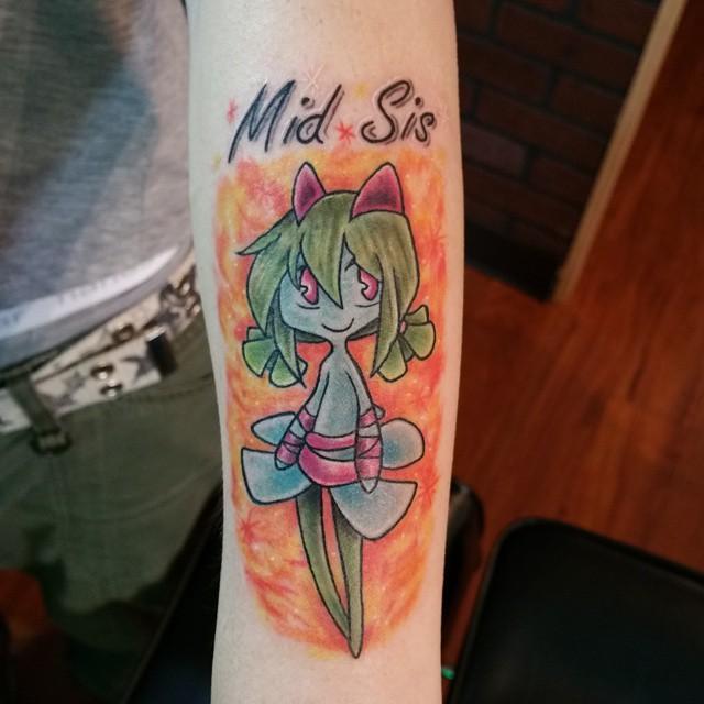 Tatuagens de fada