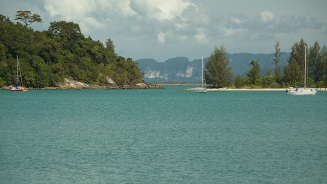 Đến Langkawi du lịch khám phá bãi biển Datai