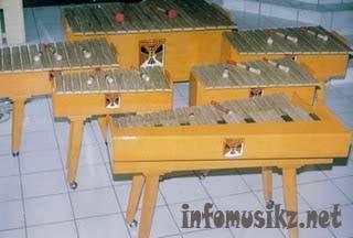 Alat Musik Tradisional Kolintang ( Asal Daerah : Sulawesi Utara )