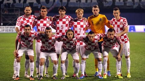 Từ năm 1996 đến giờ, đội tuyển quốc gia Croatia liên tục nuôi dưỡng nhân tài.