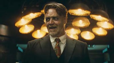 Russell Crowe como el Doctor Jekyll