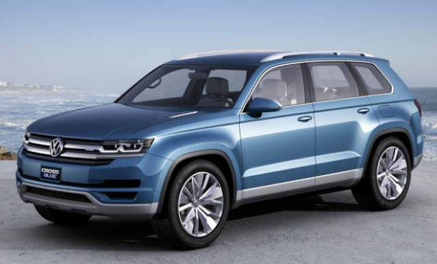 2017 Volkswagen Crossblue Price Specs Design Engine and Release Date