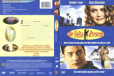 Filme De Volta Para o Presente (Blast From The Past) 1999 DVD Capa