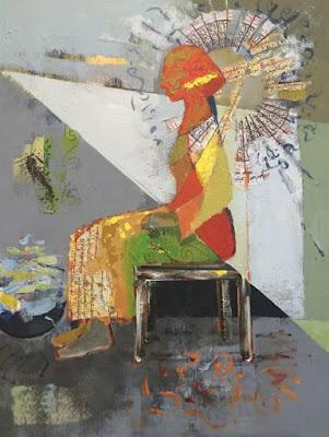 Peinture du dimanche ( Leïla Kebbeh - Irak ) dans - DESSIN - IMAGE - PEINTURE a3