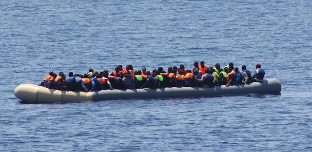 Economic migrants, Going Postal