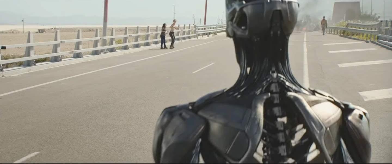 Terminator Dark Fate : デュア...