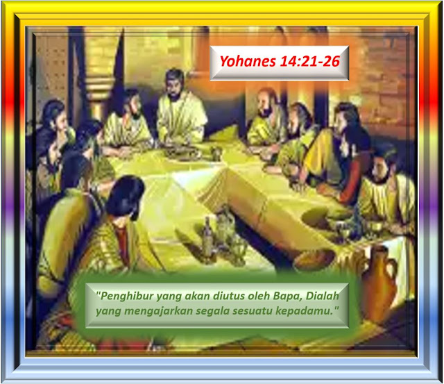 Yohanes 14:21-26