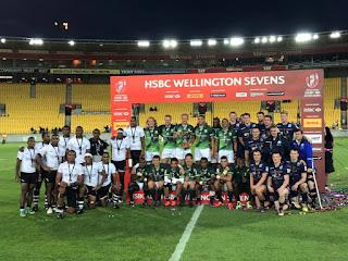 Sudafrica campeón en tierras neozelandesas