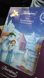 Thorntons Advent Calendars for #LightTheWorld