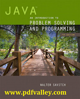 Java An Introduction to Problem Solving and Programming 7th Edition