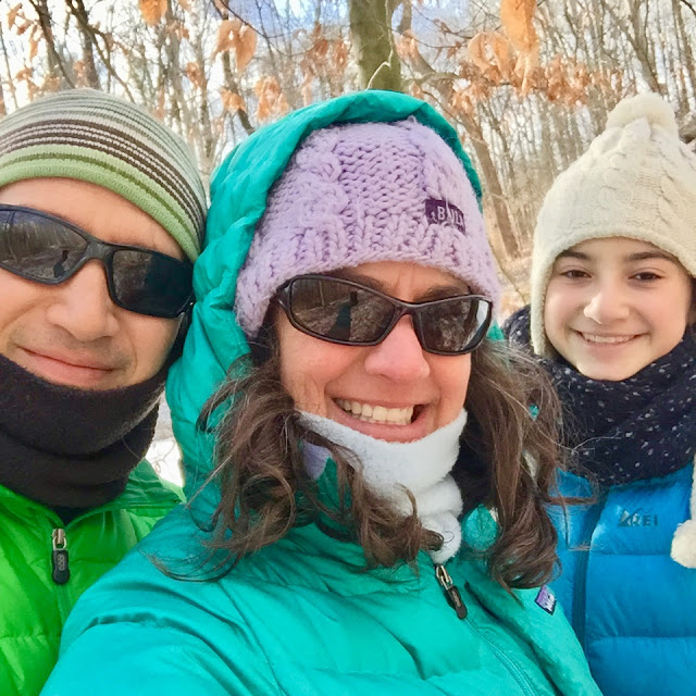 Family hike and portrait 2018